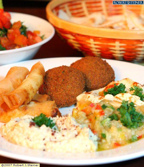 Restaurant El Mir – Marriott