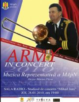 "Stagiunea 2010 – ""Army in Concert'"