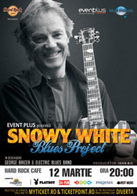 Concert Snowy White