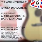 Concert Maria Gheorghiu in Mojo