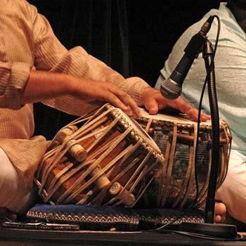 Recital de muzica indiana in Brasov