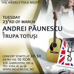 Adrian Paunescu si Trupa Totusi
