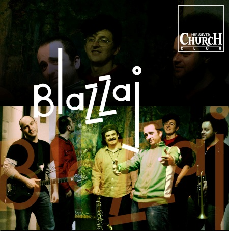 Blazzaj concerteaza in Silver Church