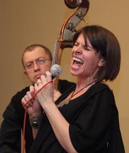 Teodora Enache si Darius Brubeck Quartet