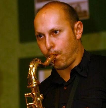 Milo Shuchomel Quartet la Caffe Festival