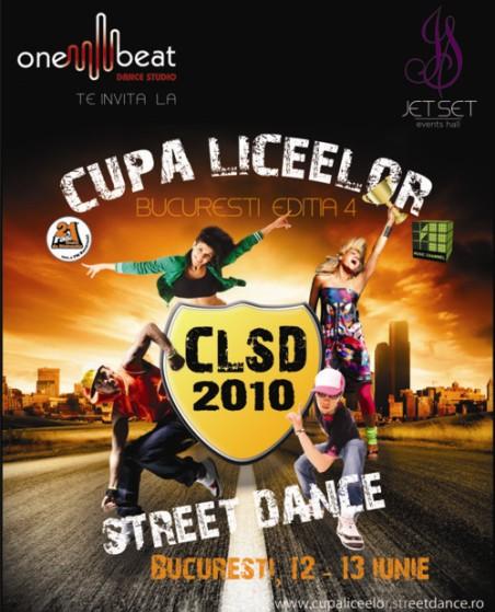 Cupa Liceelor la Street Dance