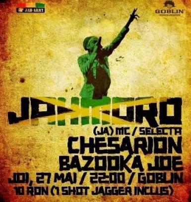 Concert Jahmoro