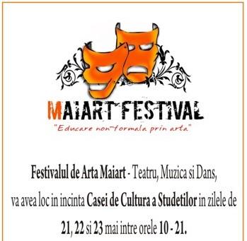 Maiart – festival de arta