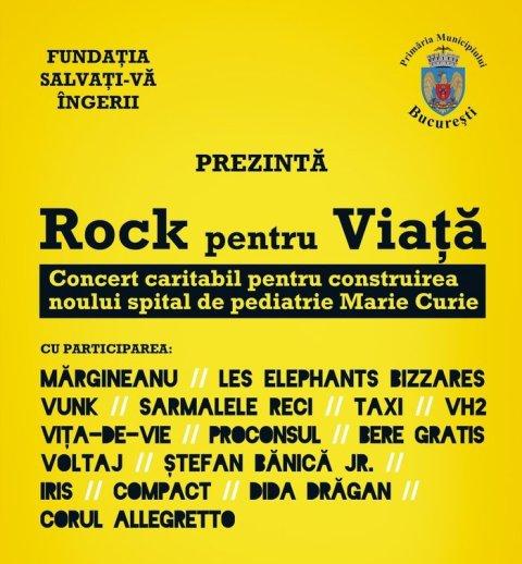 Rock pentru Viata