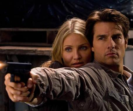 "Premiera ""Knight and Day"""