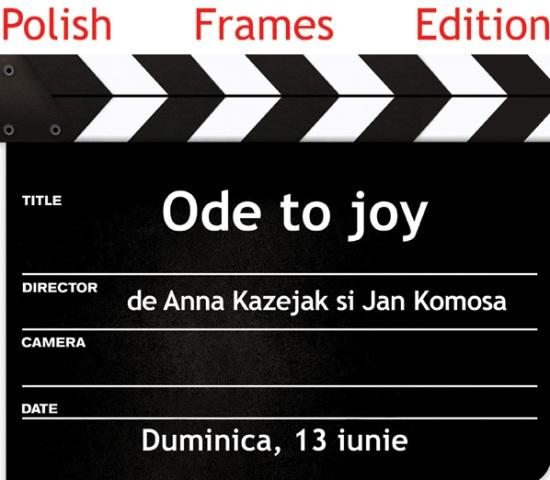 """""""Oda bucuriei"""" la Polish Frames"""