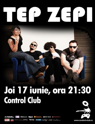 Concert Tep Zepi in Control