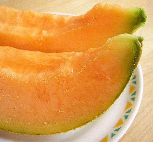 Fructul verii: pepenele galben