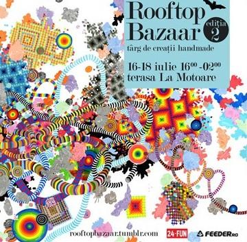 rooftop bazaar handmade Rooftop Bazaar, targ handmade