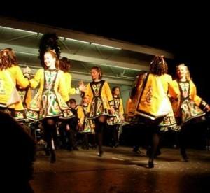 Petrecere cu dansuri irlandeze
