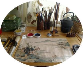 Atelier de pictura chineza si dezvoltare personala