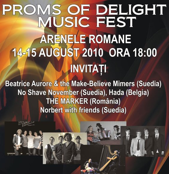 Proms of Delight Music Fest