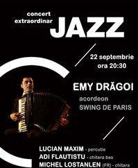 """Concert jazz """"Swing de Paris"""""""