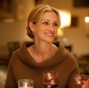 "Julia Roberts in ""Eat Pray Love"""
