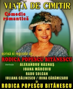 """""""Viata de cimitir"""" – Rodica Popescu Bitanescu"""