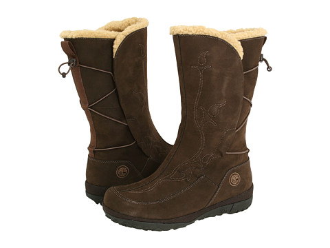 Сапоги Timberland Crystal Mountain Mid Pull-On.