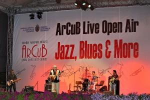 Jazz-arcub